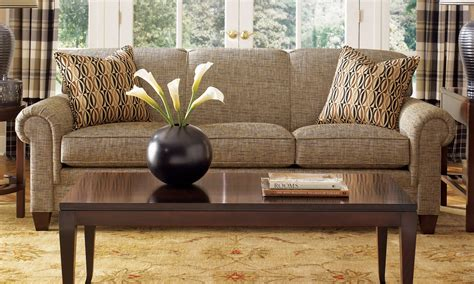 100 stickley cheyenne leather sofa ourproducts