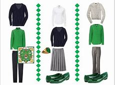 Emerald and the Common Office Wardrobe from The Vivienne
