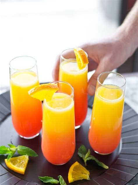 mimosa cuisine non alcoholic mimosa