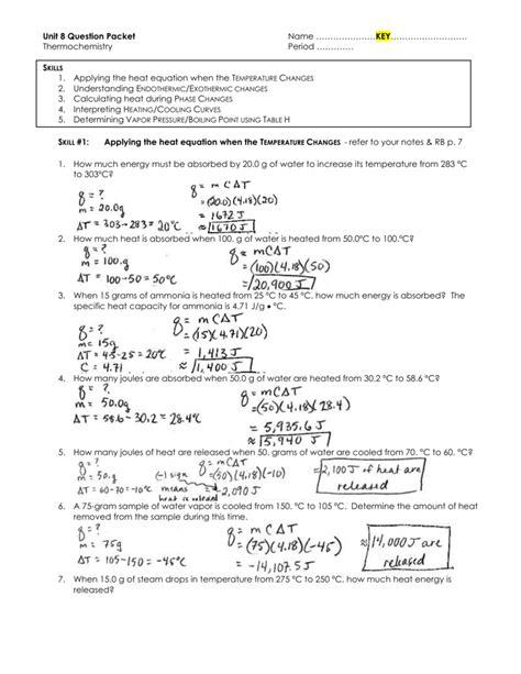 Worksheet A Heating Curve Worksheet Answers Carlos Lomas Worksheet For Everyone