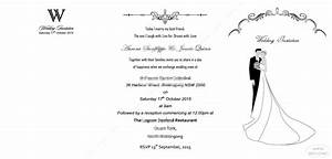 wedding invitations patterns wblqualcom With wedding invitation jacket templates
