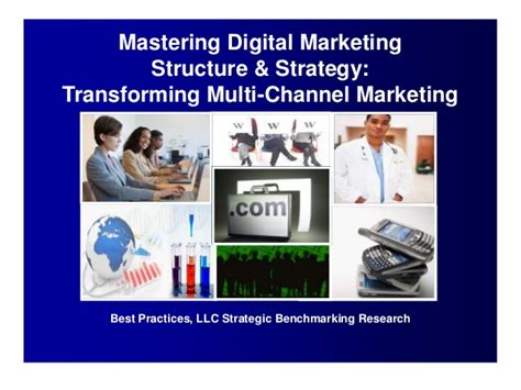 digital marketing course structure mastering digital marketing structure and strategy
