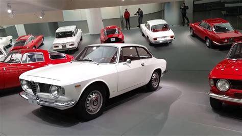 Alfa Romeo Museum by Alfa Romeo Museum Milan