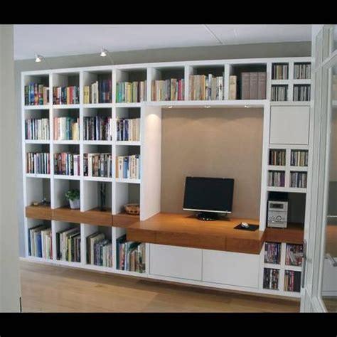 ik bureaux boekenkast inclusief ingebouwd bureau werkspot