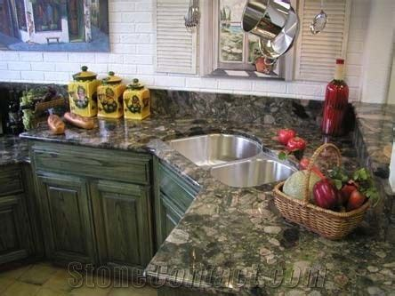 verde marinace granite kitchen countertop verde marinace