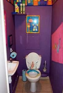 Comment Transformer Ses Wc En Espace Déco : d co wc toilettes ~ Melissatoandfro.com Idées de Décoration