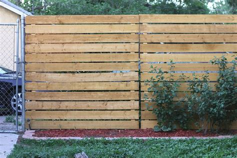 cover for chain link fence modern privacy fence ideas for your outdoor space