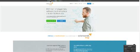 solarwinds web help desk appliance best network monitoring software monitoring systems tools