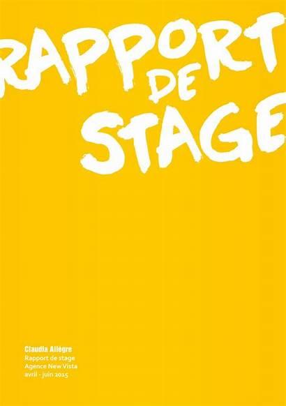 Stage Rapport Exemple Graphique Mise Dossier Architecture