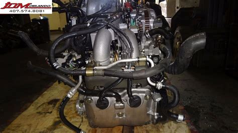 subaru forester  sohc  replacement engine jdm