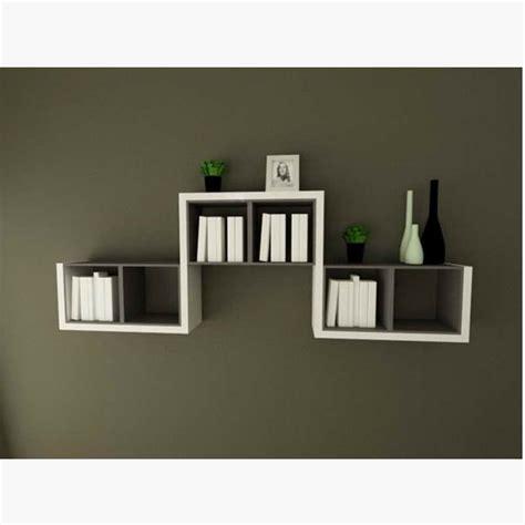 Long Wall Storage Book Shelves Hpd385   Storage Shelves