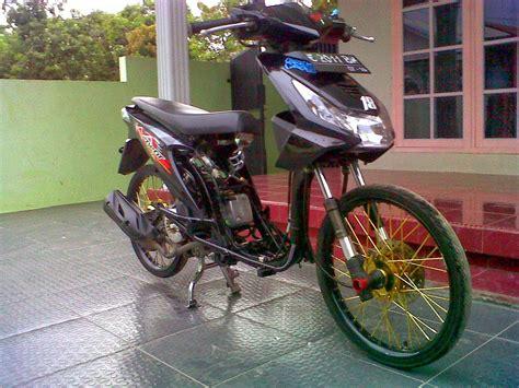 Motor Beat Modifikasi Terkeren by 99 Gambar Motor Modifikasi Honda Beat Fi Terkeren Gubuk