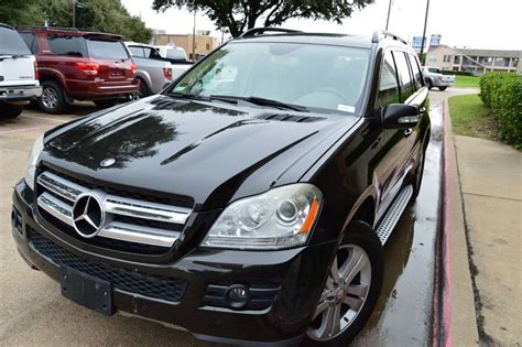 It has 102000 miles on it and is. 2008 Mercedes-Benz Gl-Class AWD GL 450 4MATIC 4dr SUV In ...