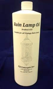 rain lamp oil 32 fl oz drakeol 35 motion lamp oil
