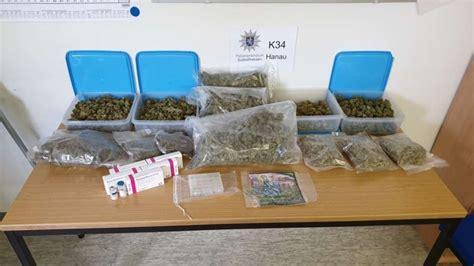hanau hessen polizei findet mehrere kilogramm drogen