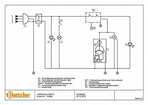 Bartscher 700966 Chest Freezer 458lw Wiring Diagram