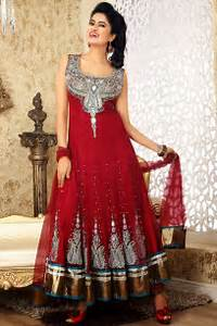 Pakistani Frock Dresses Designs For Girls