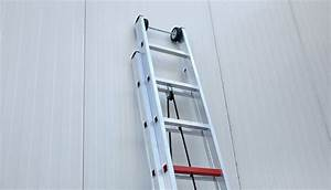 Rope  U0026 Pulley Operated Ladders