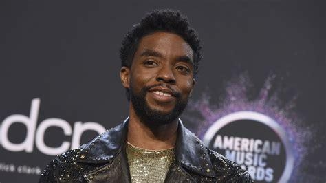'Black Panther' actor Chadwick Boseman dies at 43