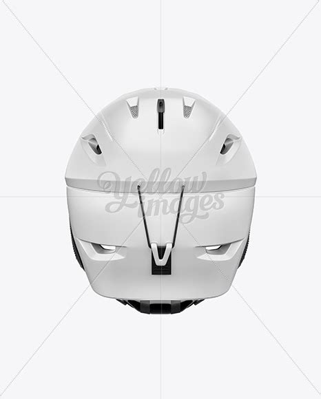 All free psd mockups you will find with lot of sub categories,just browse these freebies and use them for your commercial and personal projects. Download Ski Helmet Mockup - Back View PSD