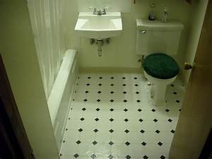replacing a bathroom floor in a mobile home With bathroom floor replacement