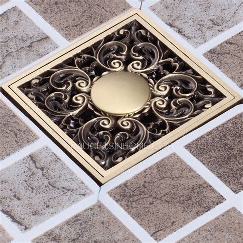 Custom Antique Bronze Bathroom Floor Decorative Shower Drains. Room Darkening Blinds. Decorative Trash Cans. Grey Sectional Living Room. Cheap House Decorating Ideas. Decorative Plates Set Of 4. Dining Room Tables On Sale. Decorative Welcome Mats. Nightmare Before Christmas Decorating Ideas
