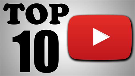 Top 10 Most Viewed Youtube Videos Of All Time Youtube
