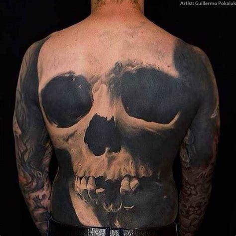 37 Best 40 Crazy Skulltattoos Images On Pinterest Skull