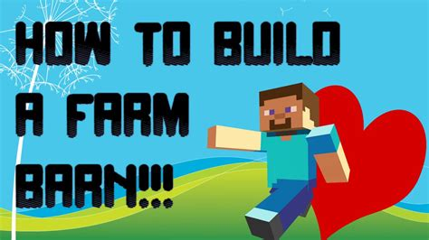 Minecraft Pe Barn by Minecraft Pe How To Build A Farm Barn