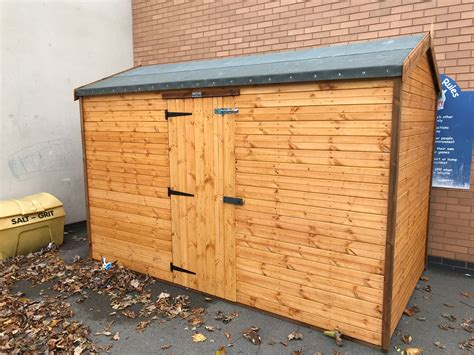 Sheds In Fife by Garden Sheds Free Fitting And Delivery Easyshed Co Uk