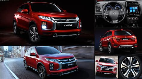 Mitsubishi New Models 2020 by Mitsubishi Asx 2020 Pictures Information Specs