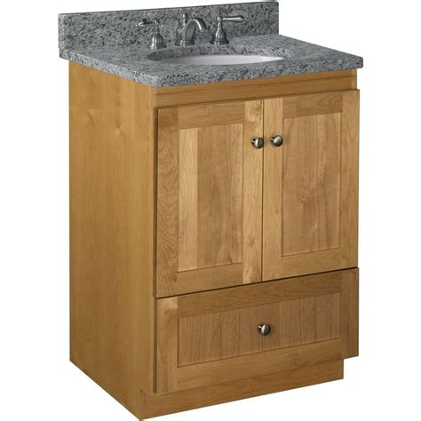 shaker vanity cabinets simplicity by strasser shaker 24 in w x 21 in d x 34 5
