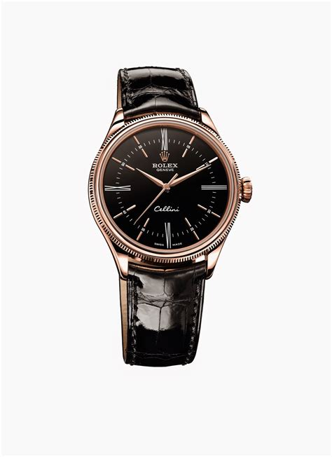 Height of Horology: Rolex - Cellini (2014)