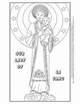 Lady Catholic Church Coloring Vang Baptist Roman John Va Sjtb Pages Shenandoah County Warren sketch template