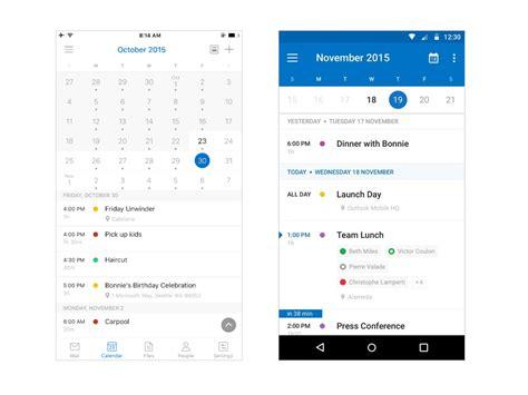 microsoft outlook fuer android und ios apps erhalten neues