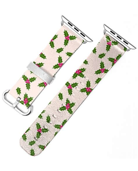 fun festive apple watch bands for christmas imore