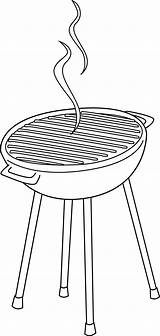 Grill Clipart Clip Barbeque Line Coloring Bbq Hotdog Transparent Collection Border Clipground Webstockreview Cliparts Sweetclipart sketch template