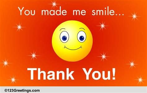 smile    ecards greeting