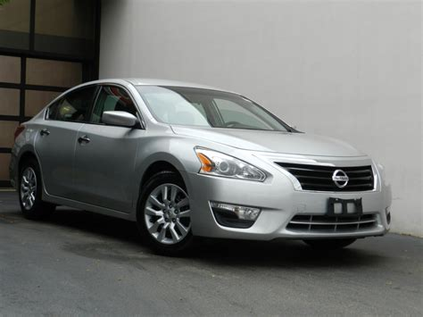 2013 Nissan Altima S 2013 nissan altima review carfax
