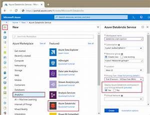 Deploy Azure Databricks In Your Virtual Network