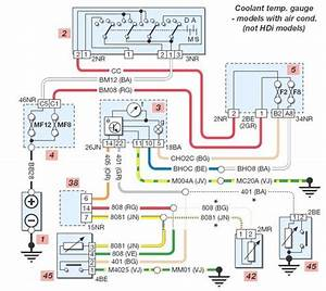 Peugeot 206 Wiring Diagram User Manual