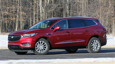 2018 Buick Enclave Review Tasteful Luxury