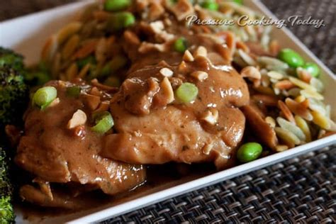 chicken thighs cooker recipes pressure cooker thai chicken thighs pressure cooking today
