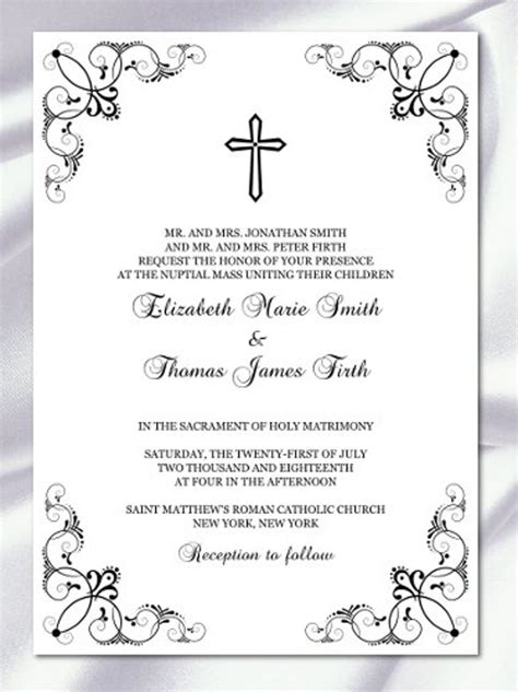 baptism card template 30 baptism invitation templates free sample example