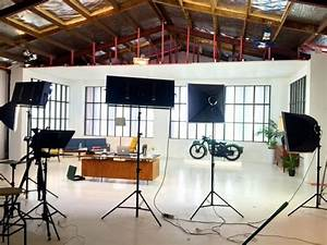 Sharedspace > Shoot Location > Large Filming Studio in ...