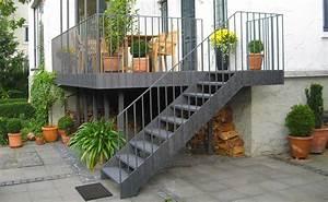 Geländer Holz Terrasse : metallbau zt rk garten neu favoriten treppe balkon und gel nder balkon ~ Watch28wear.com Haus und Dekorationen