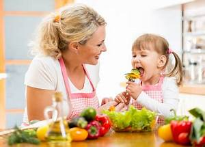 Gemalte Bilder Von Kindern : gesundes essen f r kinder bzw familie ~ Markanthonyermac.com Haus und Dekorationen