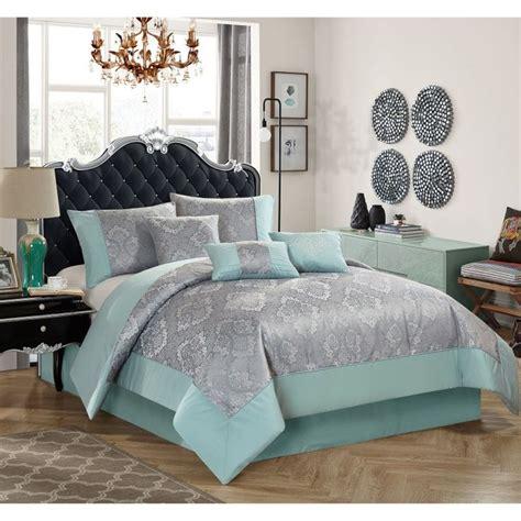 17 best ideas about mint comforter on mint