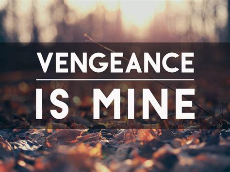 vengeance word life church