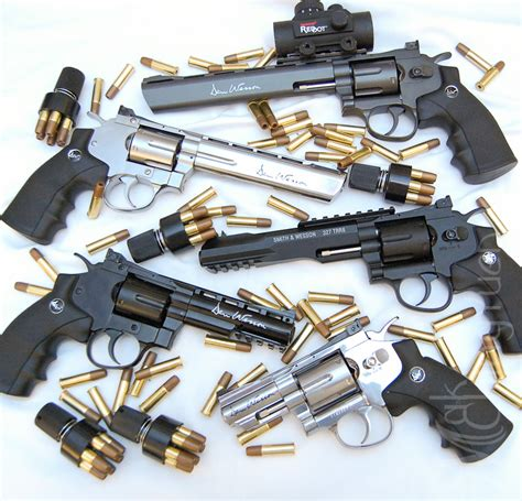 Smith And Wesson Wallpaper Dan Wesson Co2 Revolvers Family By Makjosi On Deviantart